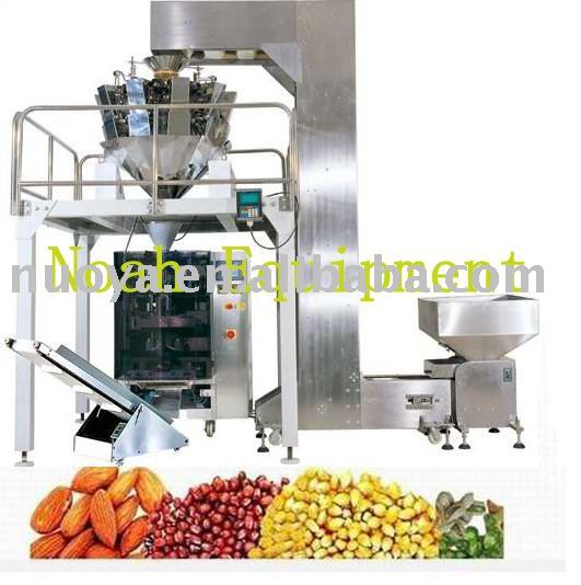 DX-520 Automatic Foodstuff/Herb/Peanuts Bag Packing Machine