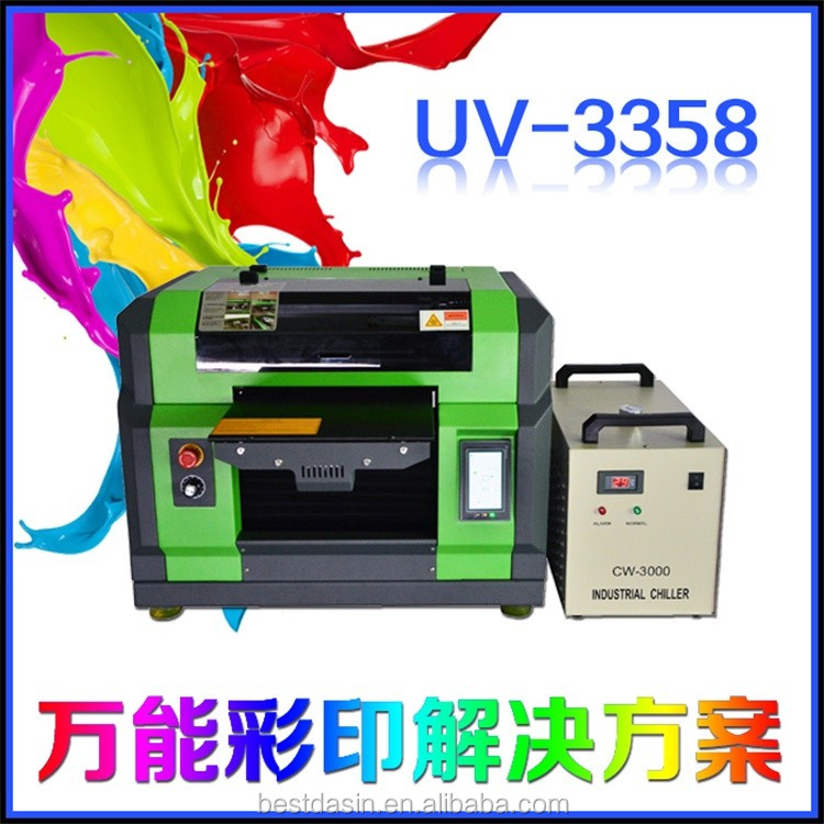 machine for glass 60*32cm Printhead DX5 DX7 10 Colors CMYKWWWW 15 square meter/hour digital glass printer
