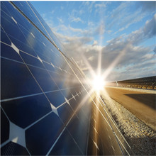 Brand new concentrated photovoltaic with high quality /ice