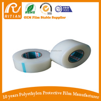 Roll PE Remove Dust LCD Screen Display Clear Sticky Protective Polyethylene Film