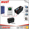 MUST POWER LIMITED Fast Charging Inverter 1kw 2kw 3kw 4kw 5kw 6kw Pure Sine Wave DC to AC Inverter