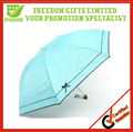 Aluminum Alloy Anti UV Two Fold Umbrella