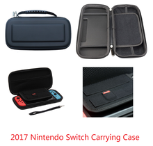 2017 Hot Semi Hard EVA Case for Nintendo Switch Carrying Case