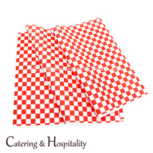 Custom Coloured Printed Food Grade Greaseproof Wrapping Paper For Burgers