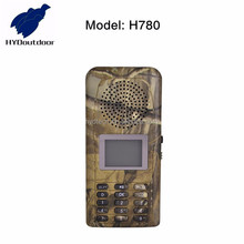 Bird call device for hunting with bird sound H780