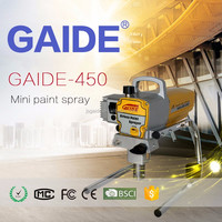 Mini portable airless paint spray machine OEM for GAIDE-450