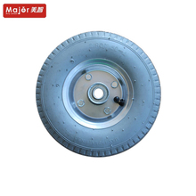 grey color tyre 2.8/2.5-4 pneumatic scooter wheel