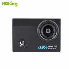 HDKing Real 4K 608VT 30fps Wi-Fi Action Camera/Anti-shake Remote Control Sports Camera