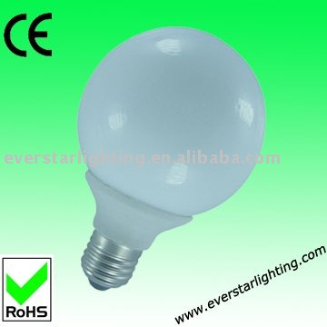 15/18W Globe energy saving light bulb