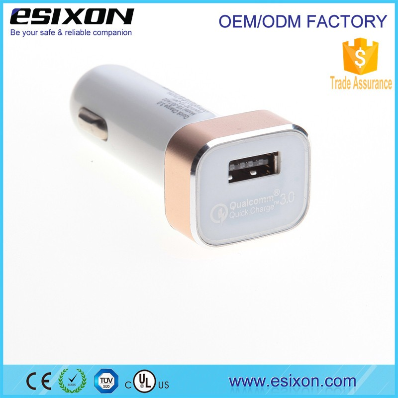 wholesale low price high quality led car charger,fashionable classic design usb adapter