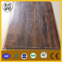 wood ceiling design pvc interior decorative wall panels