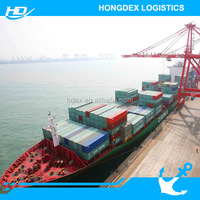 Cheap sea freght rate shipping from china