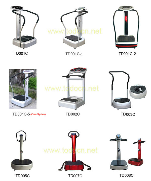Professional Manufacturer Exercise Equipment Vibration Weight Loss Machine
