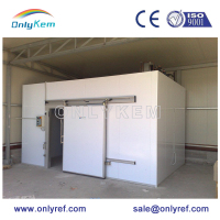 Logistic Cold Storage Room Low Temperature