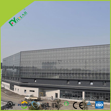 Hot sale high quality Commercial used 250W glass bipv solar panel system
