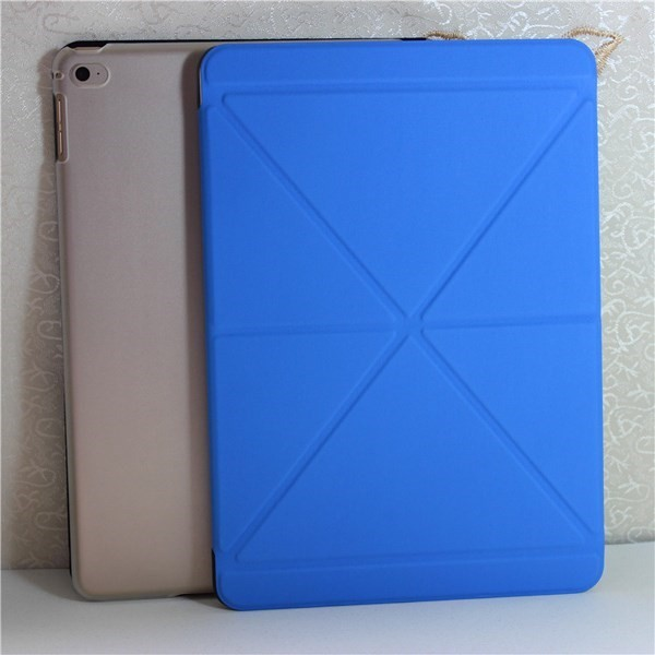Luxury Leather Smart Case Stand Magnetic Cover for ipad mini 4 case