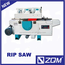 multiple rip saw machine multiple blade rip saw