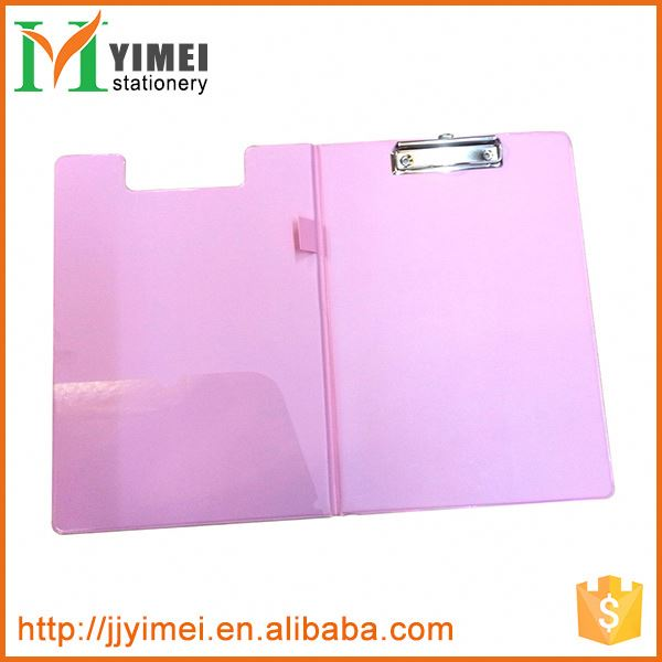 Hot promotion low price magnetic clip board for promotion