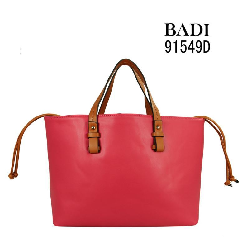 2016 top selling synthetic leather lady fancy leather bags