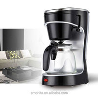 Electric Drip Coffee Tea Maker For Home Or Office Use , Auto Pod Coffee Machine