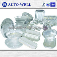 Aluminium baking trays