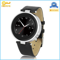 2015 Best hot round panel smart watch with heart rate inspection