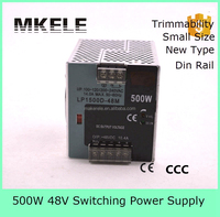 LP-500-48 10.4A Din Rail single output 500w 48v 10a switching power supply 500w