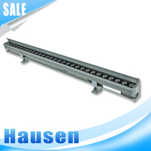 Hausen RGB 18 W linear wall washer led lighting ip65 outdoor