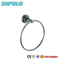 Stainless Steel Wall Mounted Towel Ring 62602