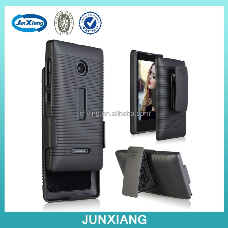 Phone case factory cell phone holster for Nokia N435 mobile phone accessories