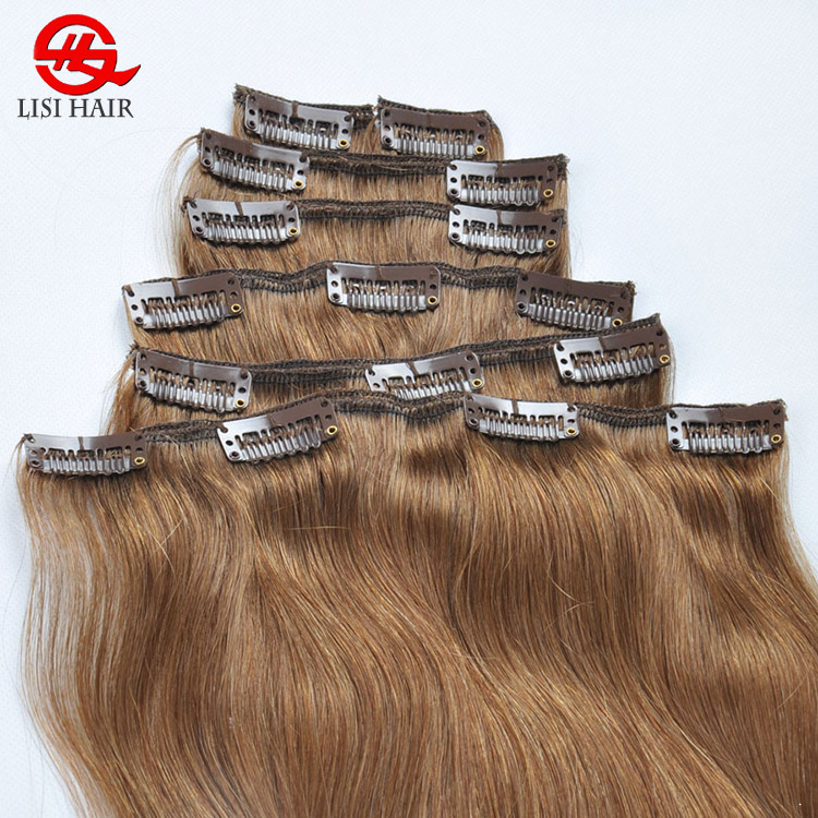 Clip In Layer Hair Extension Top Quality Product To Import To South Africa