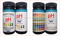 Wancheng OEM test body PH 4.5-9.0 super sensitive PH test kit high quality