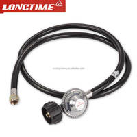 Low Pressure Propane Regulator for Gas Stove with hose