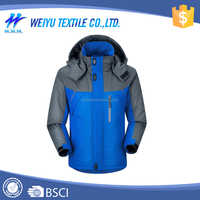 New product warm and comfortable waterproof men winter jacket