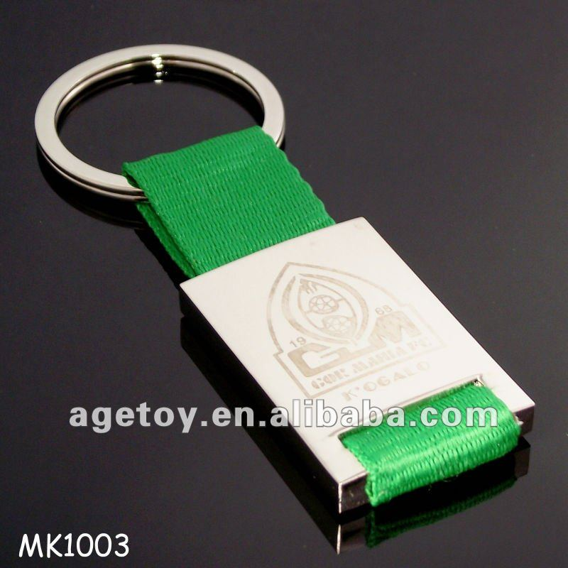 Customized Promotional Key Chain Metal