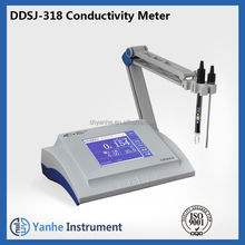 DDSJ-318 Digital Conductivity Meter Cond/Resistivity/TDS/Salinity/temp electrical resistivity measuring instruments