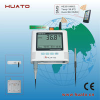 Gsm Sms Temperature Humidity Monitoring System