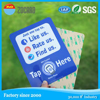 uhf car parking system windshield tag