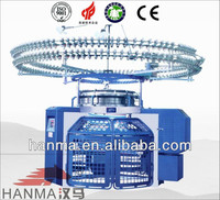 High Production New Design Single Circular Knitting Machine for Color Stripe Cloth