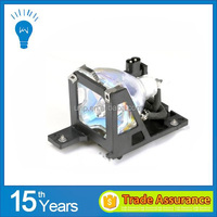 Compatible beamer lamp with housing DT01LP for Avio MP-400 / Nec DT100