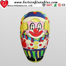 Funny inflatable clown and Inflatable Toy Dolls for Children