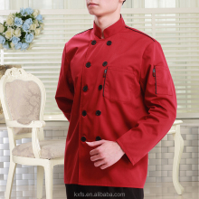 OEM Service High Quality Custom Designs Restaurant Chef Staff Uniform