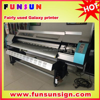 good conditon second hand large format solvent printer 1.8m /2.5m /3.2m (dx5 head o ,cheap price )