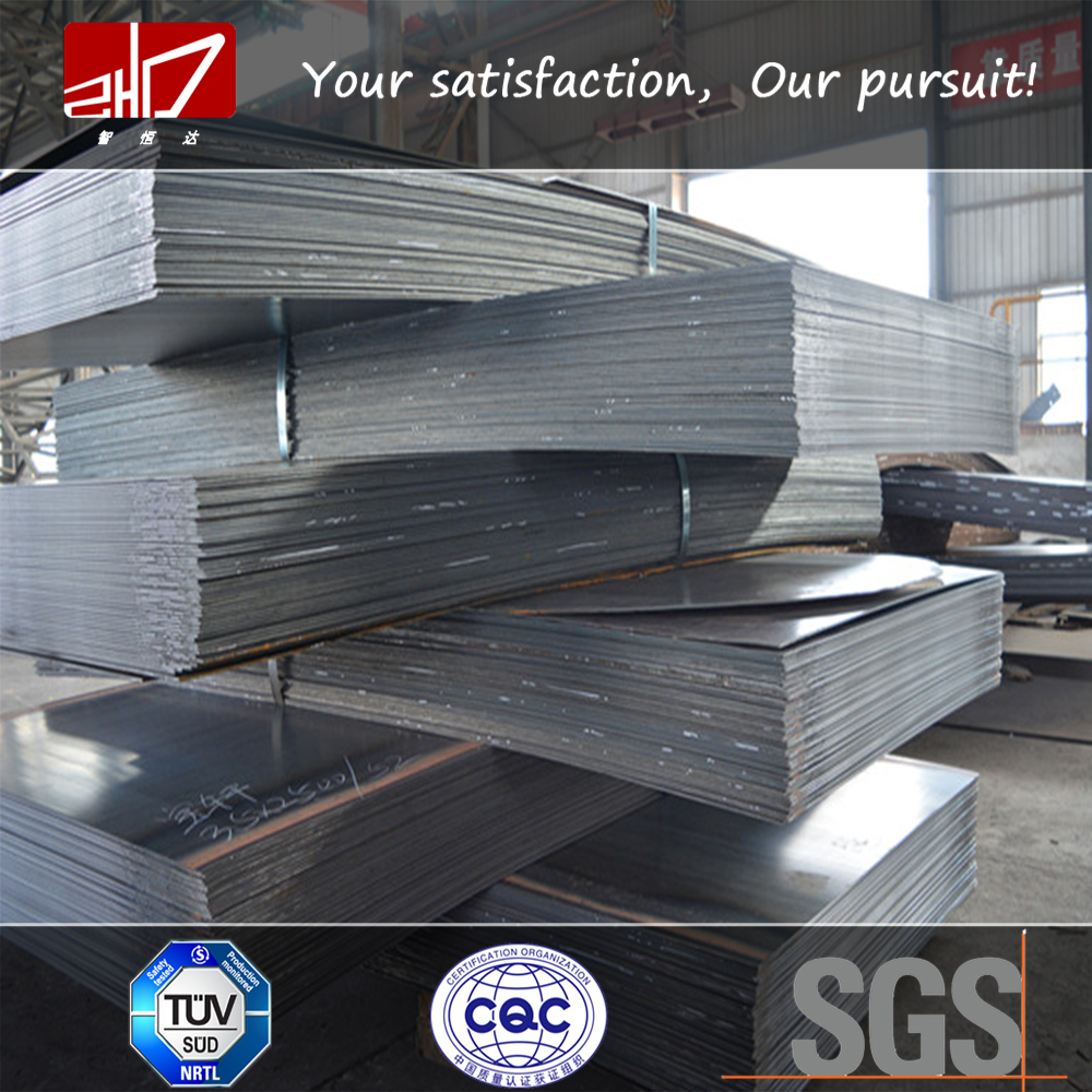 Wholesale hot rolled boiler steel plate 09MnNiDR with stock