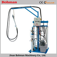Two sealant coating machine/Single sealant extruder/Glass gluing sealing machine
