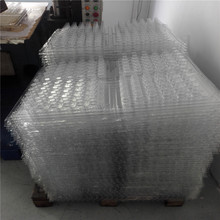 OEM Clear Vacuum Forming PETG Medical Plastic Tray