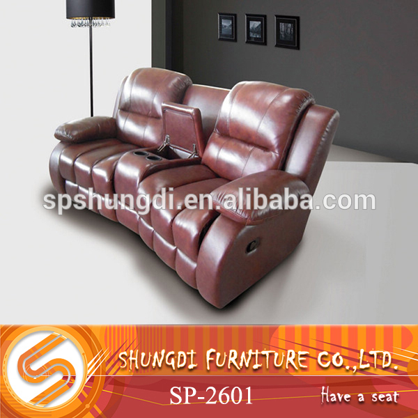 Top sale executive living room home recliner theater sofa
