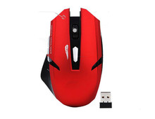 Wireless Mouse, Quiet Click 6 Buttons 2.4G USB Cordless Gaming Office Laptop PC Mouse Ergonomic Mice Dual Energy Saving Modes