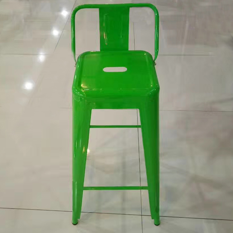 good quality cheap price industrial fold step bar stool factory directly supplier