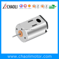 12mm FFN40 flat micro DC motors with 22mm length, for car CD player,DVD player and video game-chaoli